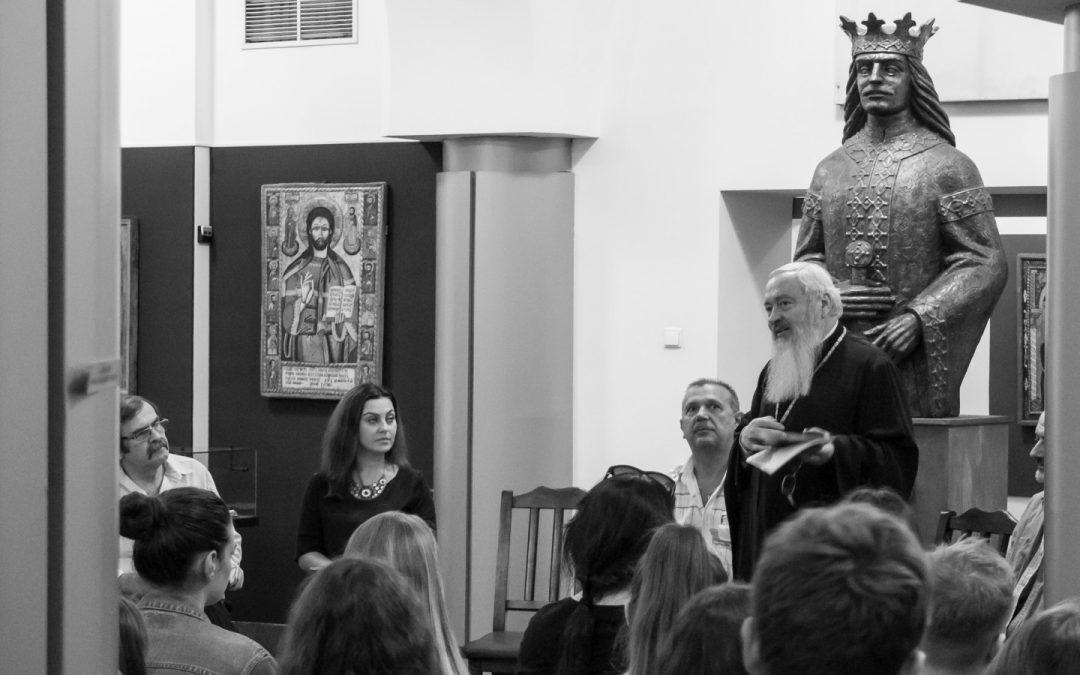 """Monografia """"Catedrala Mitropolitană Ortodoxă, crâmpeie de istorie"""""""