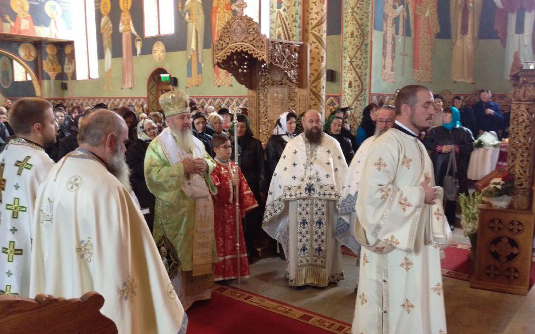 Sfânta Cuvioasă Parascheva sărbătorită la Mănăstirea de la Râșca Transilvană