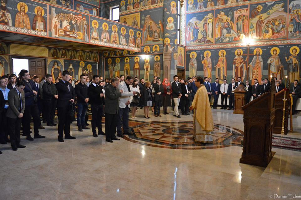 Evenimente speciale la deschiderea noului an universitar la Facultatea de Teologie Ortodoxă din Cluj