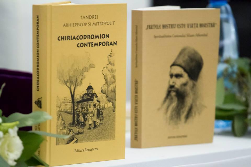 """""""Chiriacodromion contemporan"""" și """"Fratele nostru este viaţa noastră"""", cărți ale Editurii Renașterea lansate la Festivalului Internațional de Carte Transilvania"""