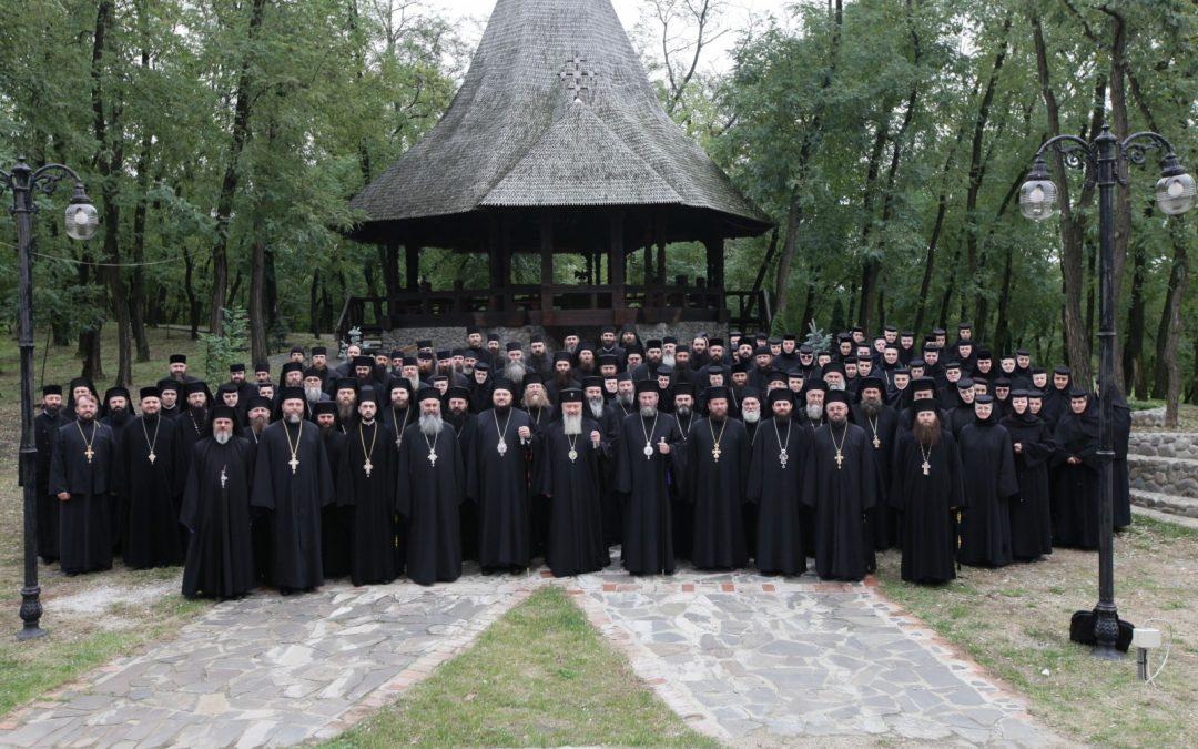 Sinaxa monahală în Mitropolia Clujului