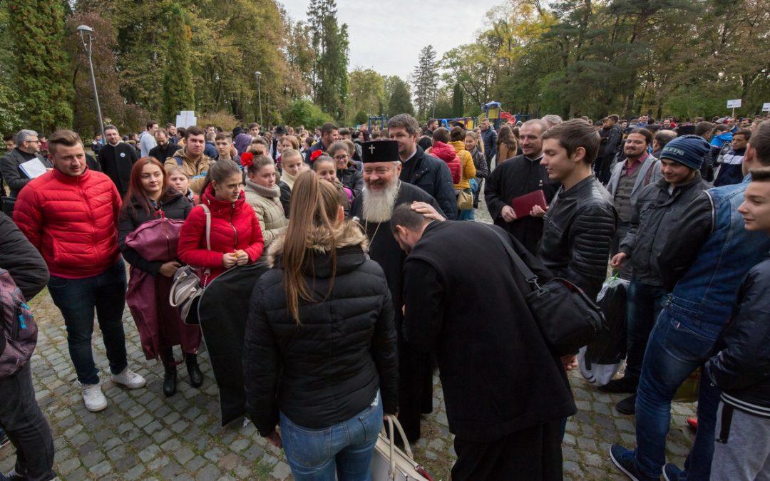 Festivalul tinerilor din Arhiepiscopia Clujului