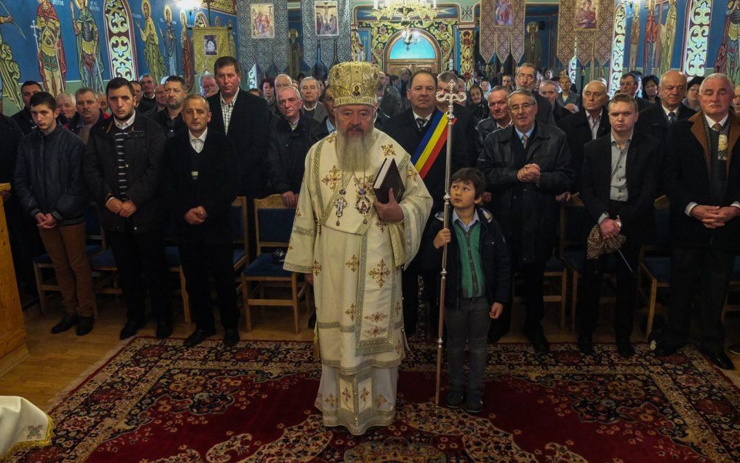 ÎPS Andrei – Îndemn pentru credincioși: să aibă grijă atât de suflet cât și de pământul strămoșesc