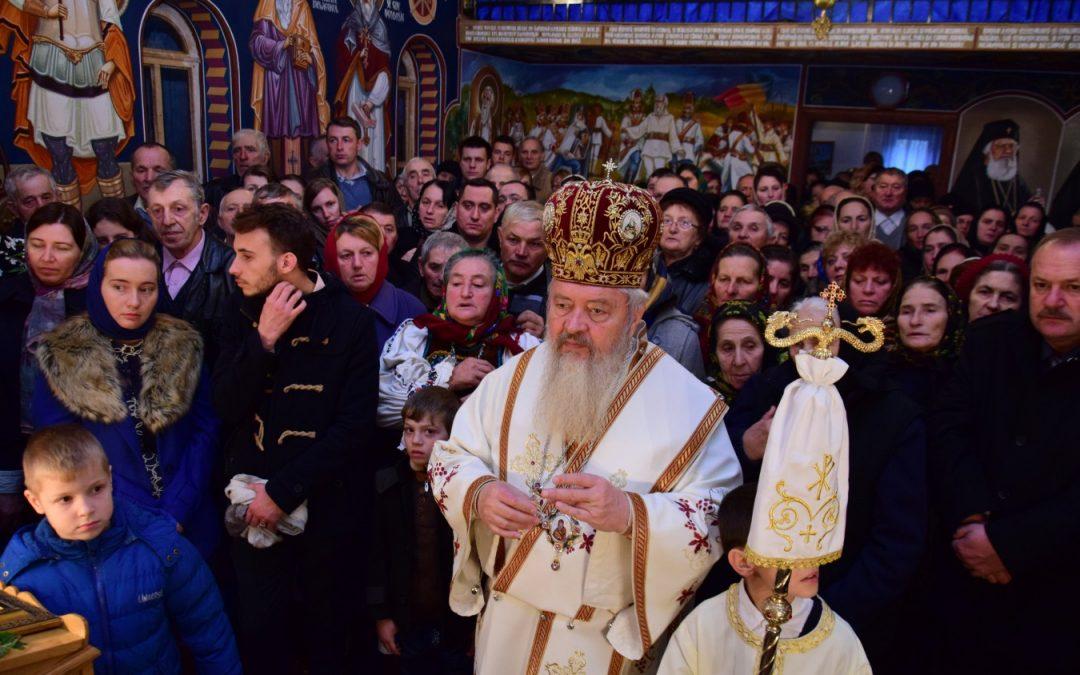 Sfinții Mărturisitori Năsăudeni, sărbătoriți la Mănăstirea din Bichigiu