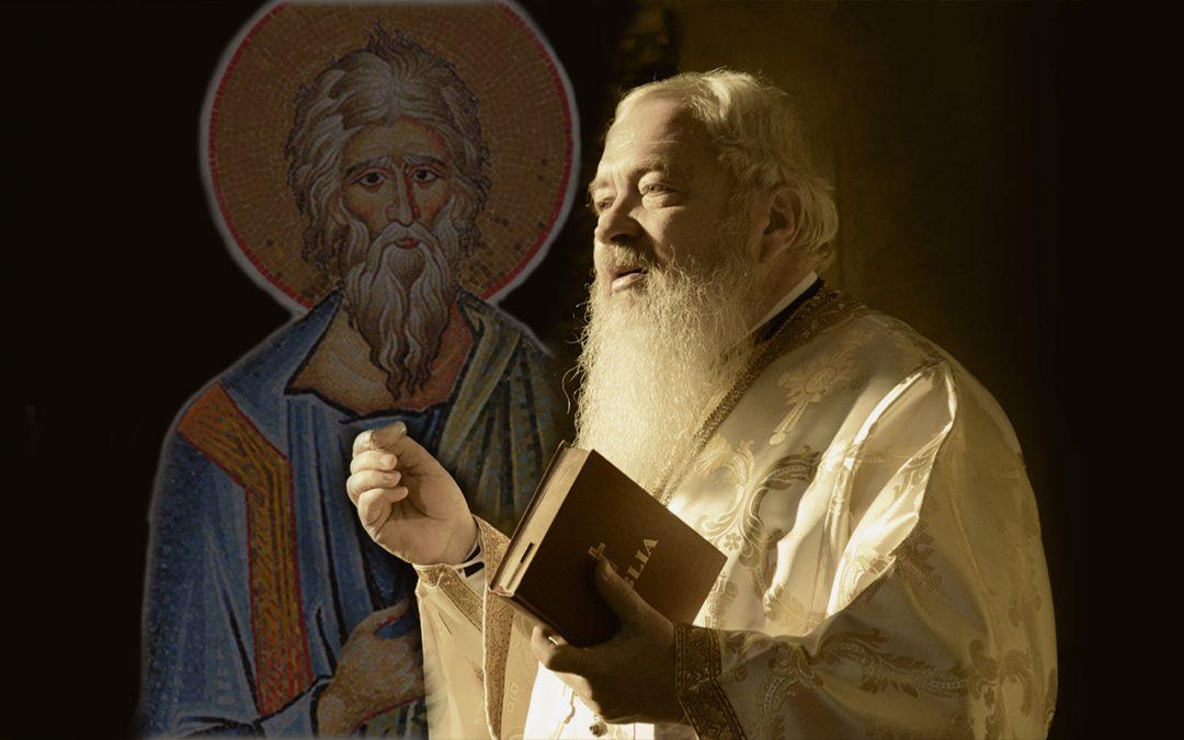 Înaltpreasfințitul Părinte Andrei își sărbătorește azi ocrotitorul spiritual