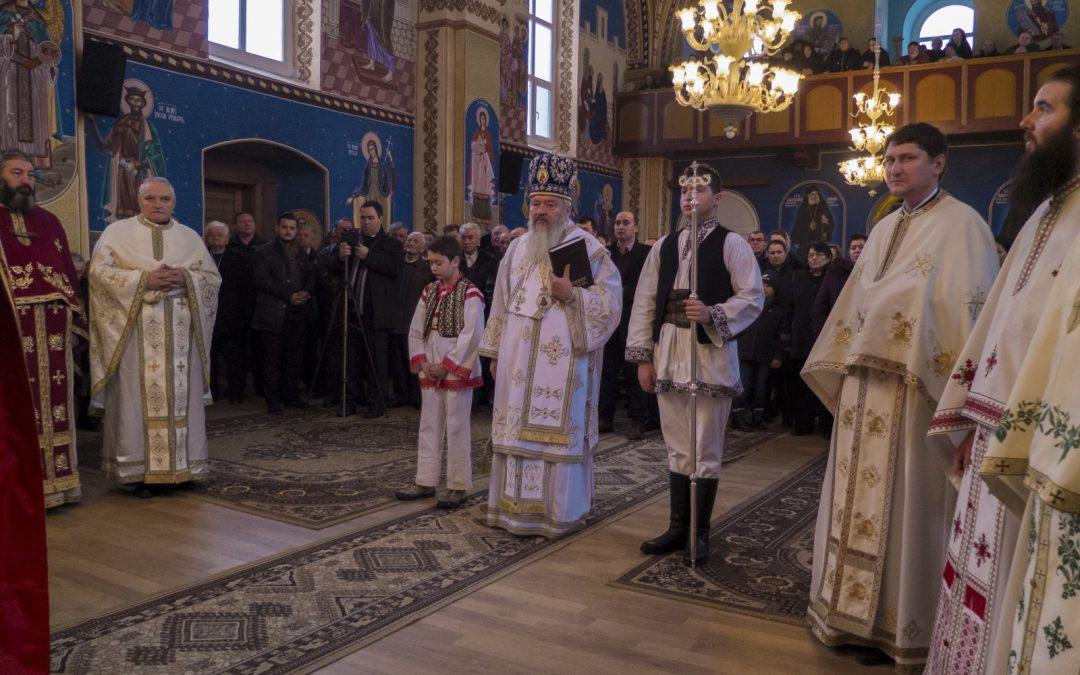Zi de sărbătoare în Parohia Galații Bistriței