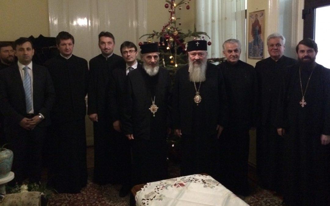 Preasfințitul Părinte Vasile Someșanul, la împlinirea vârstei de 68 de ani