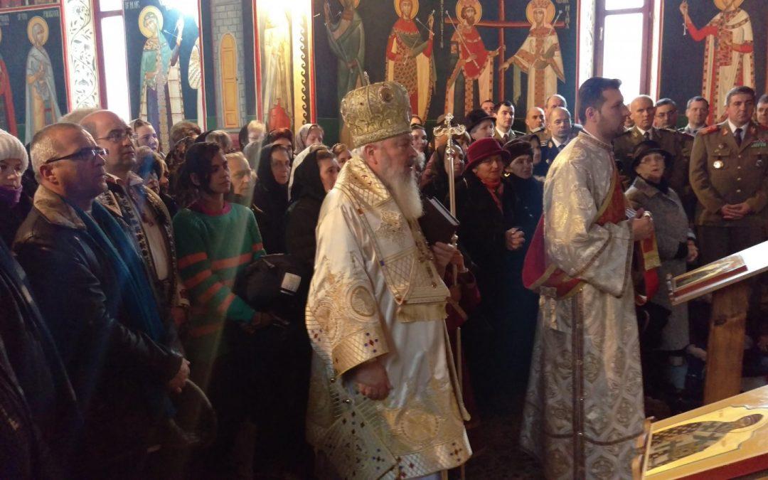 """ÎPS Andrei: """"Smerenia Sfântului Spiridon ne învață și pe noi sfânta simplitate"""""""