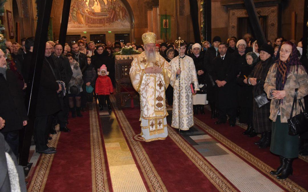 Sf. Liturghie în prima zi a anului 2017, la Catedrala Mitropolitană
