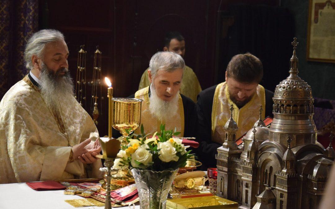 Sâmbăta a treia din Postul Mare în Catedrala Mitropolitană