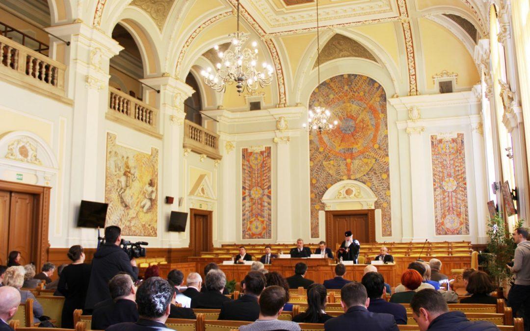 Congresul Naţional de Istorie a Presei la Cluj-Napoca