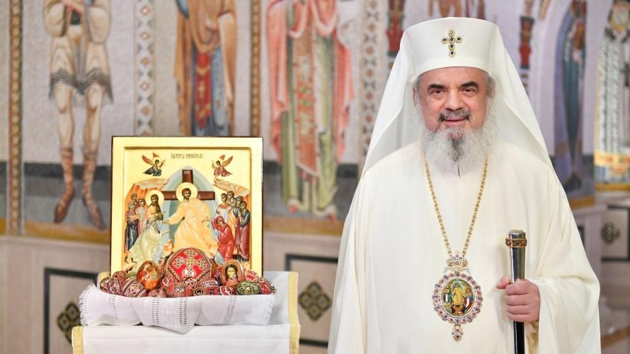 Mesajul Patriarhului României la sărbătoarea Sfintelor Paști – 2017