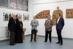 """Vernisajul """"Artă şi restaurare"""" în cadrul Zilelor Academice Clujene – ediția 2017"""