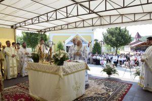 Resfințirea bisericii din localitatea Orman, Protopopiatul Gherla