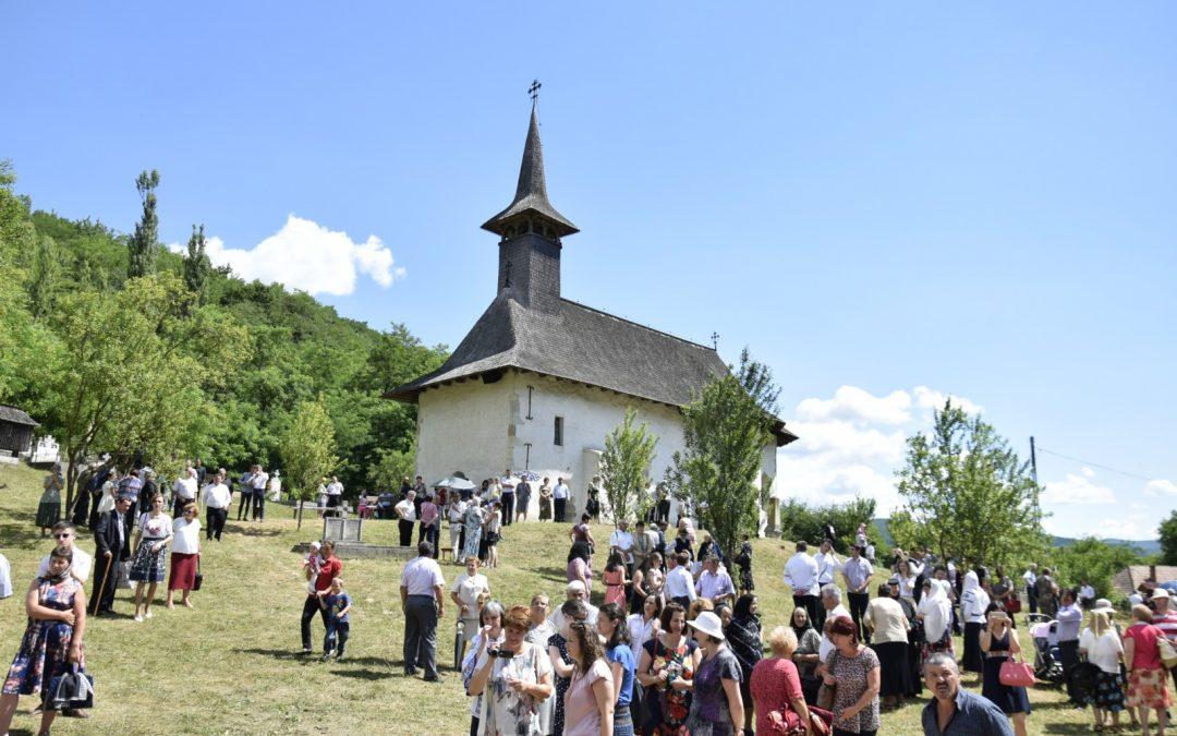 Hramul Mănăstirii Ștefan Vodă – Vad