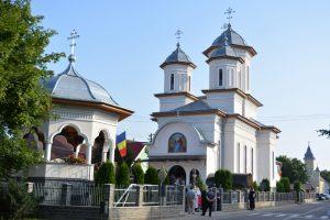 Sfântul Ilie ocroteşte un nou lăcaş de cult în Bistriţa
