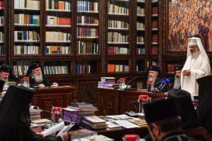 Noi hotărâri ale Sfântului Sinod privind viața Bisericii și a societății