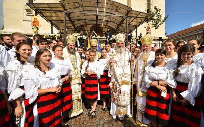 Zece ani de slujire rodnică a Prefericitului Părinte Patriarh Daniel
