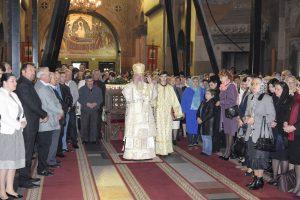 Duminica a douăzecea după Rusalii, la Catedrala Mitropolitană din Cluj-Napoca