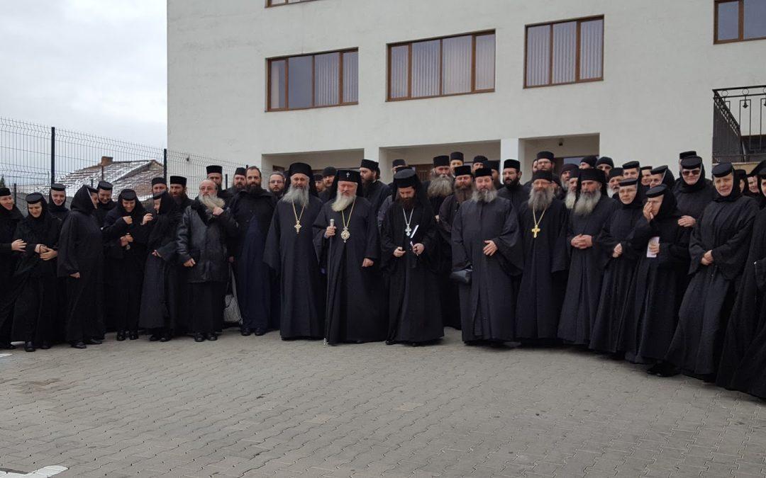 Sinaxa monahală din Arhiepiscopia Vadului, Feleacului și Clujului
