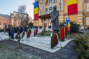 168 de ani de la naşterea marelui poet român Mihai Eminescu