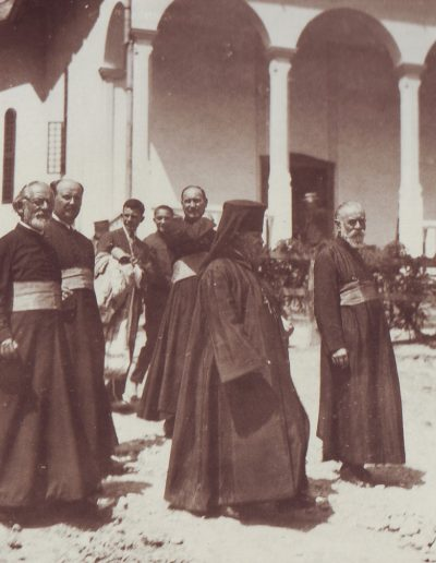4 aug 1929 Sfintirea Bisericii de la Baile Sovata