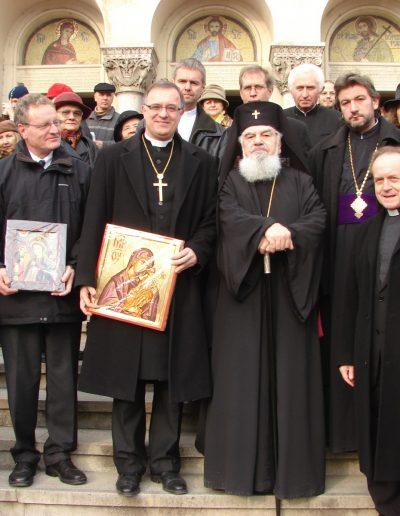 CU episcopul July 2007