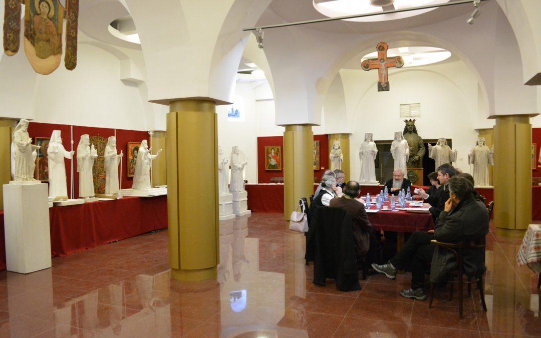 A fost desemnat câștigătorul concursului pentru realizarea statuilor din fața Catedralei Mitropolitane