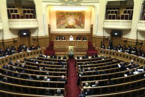 ÎPS Andrei participă astăzi la ședința anuală a Adunării Naționale Bisericești de la București