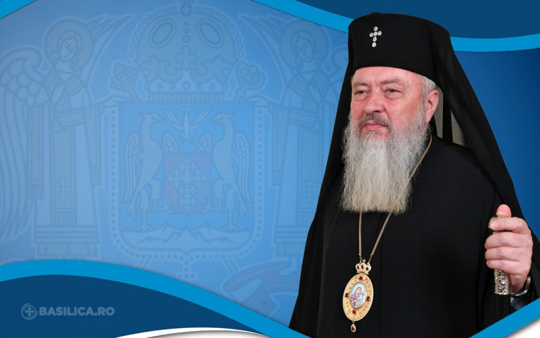IPS Mitropolit Andrei la 28 de ani de slujire episcopală
