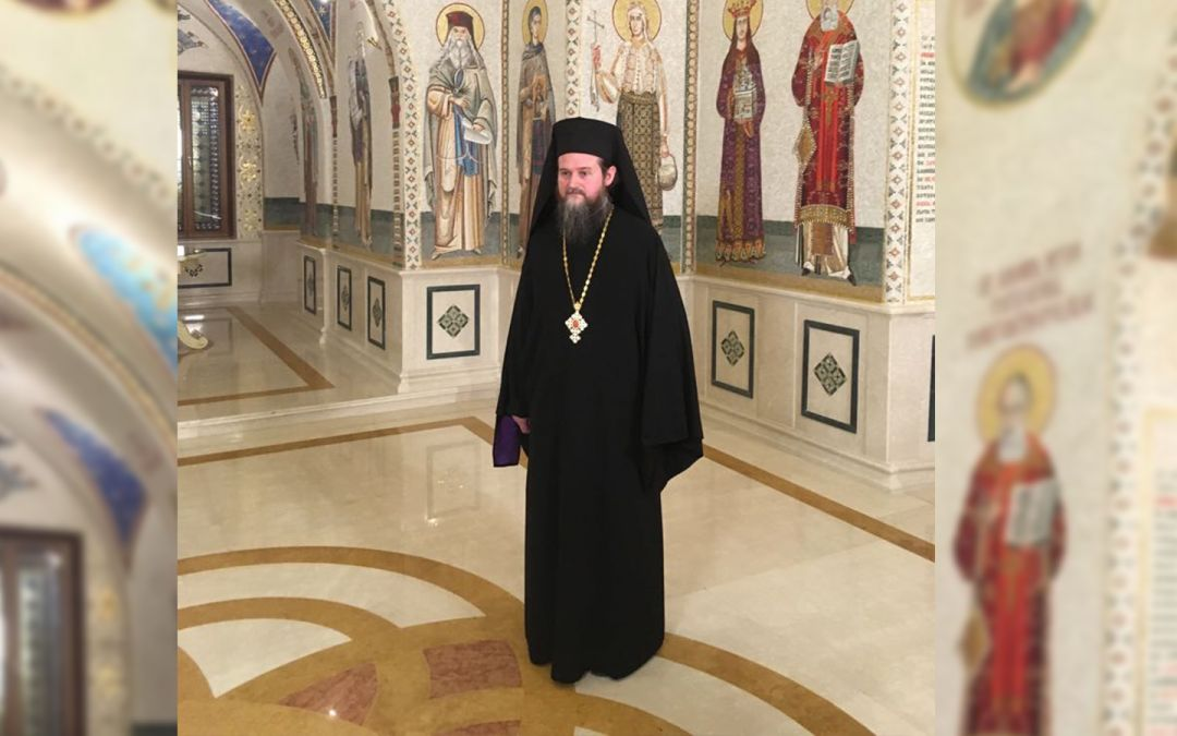 Arhim. Teofil Roman ales arhiereu vicar al Episcopiei Ortodoxe Române a Spaniei şi Portugaliei