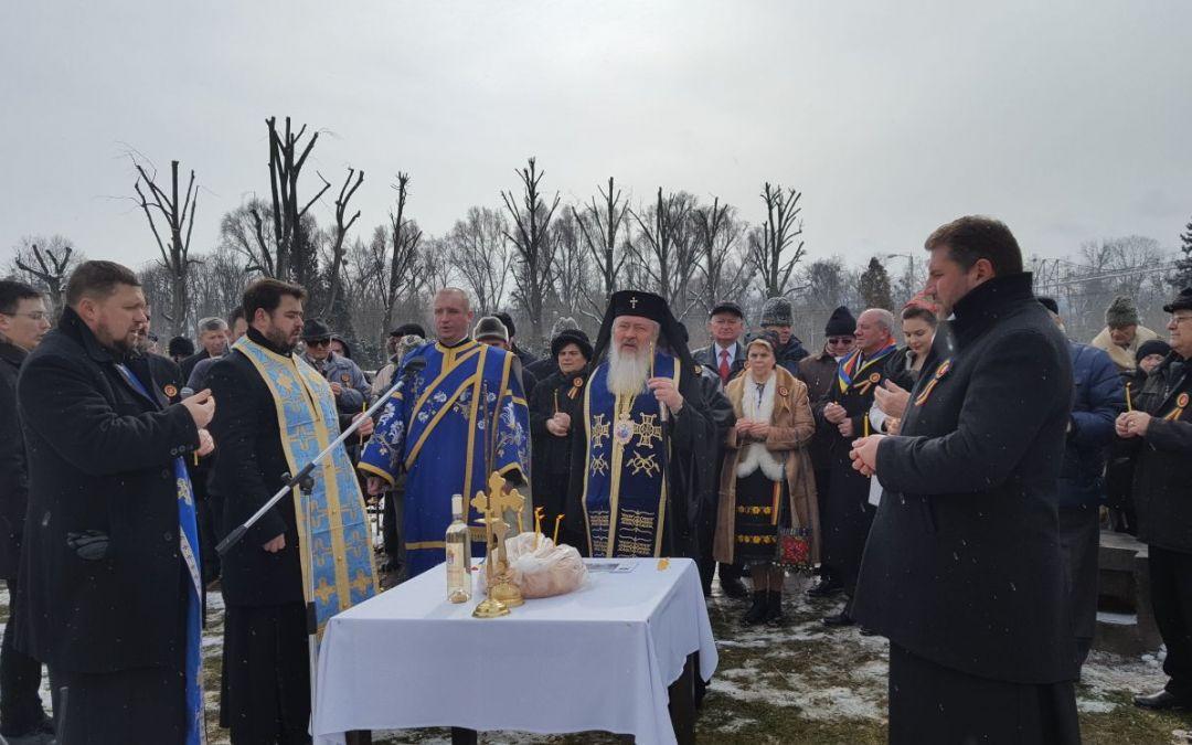 Horea, Cloşca şi Crişan, comemorați la Cluj-Napoca