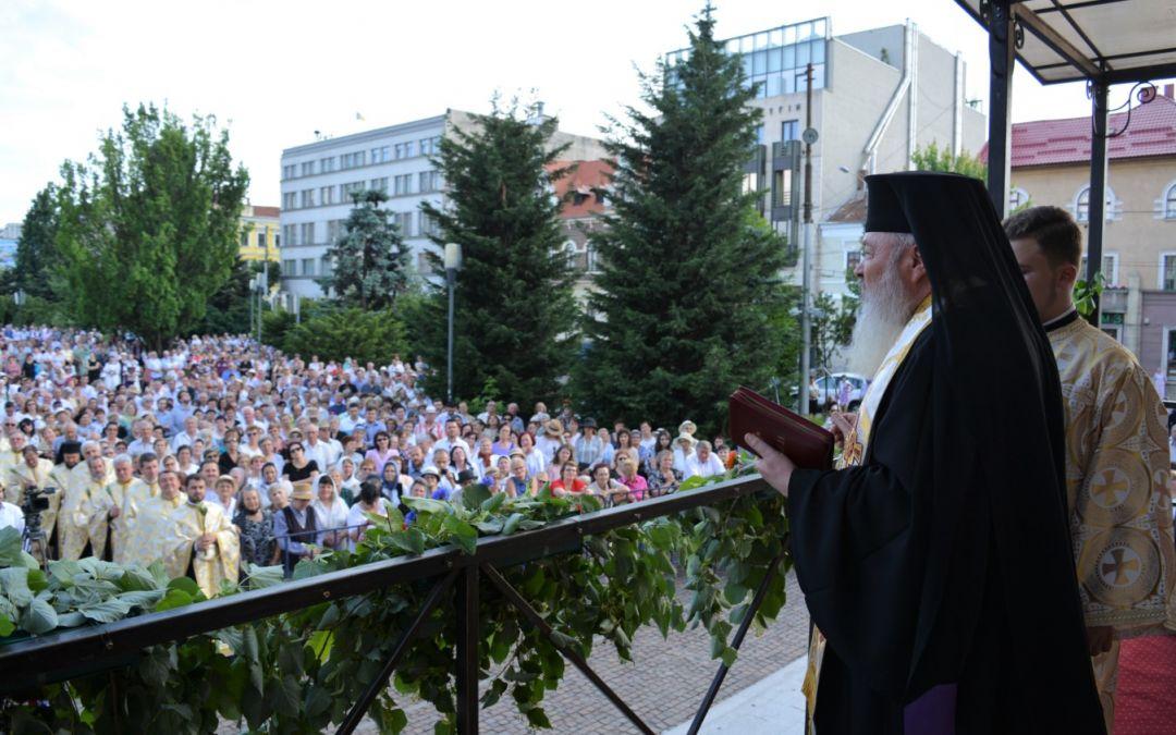 Vecernia plecării genunchilor, la Cluj-Napoca