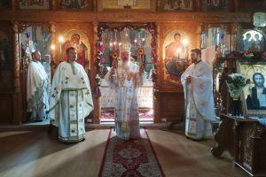 Liturghie arhierească în Parohia Rugășești, Protopopiatul Dej
