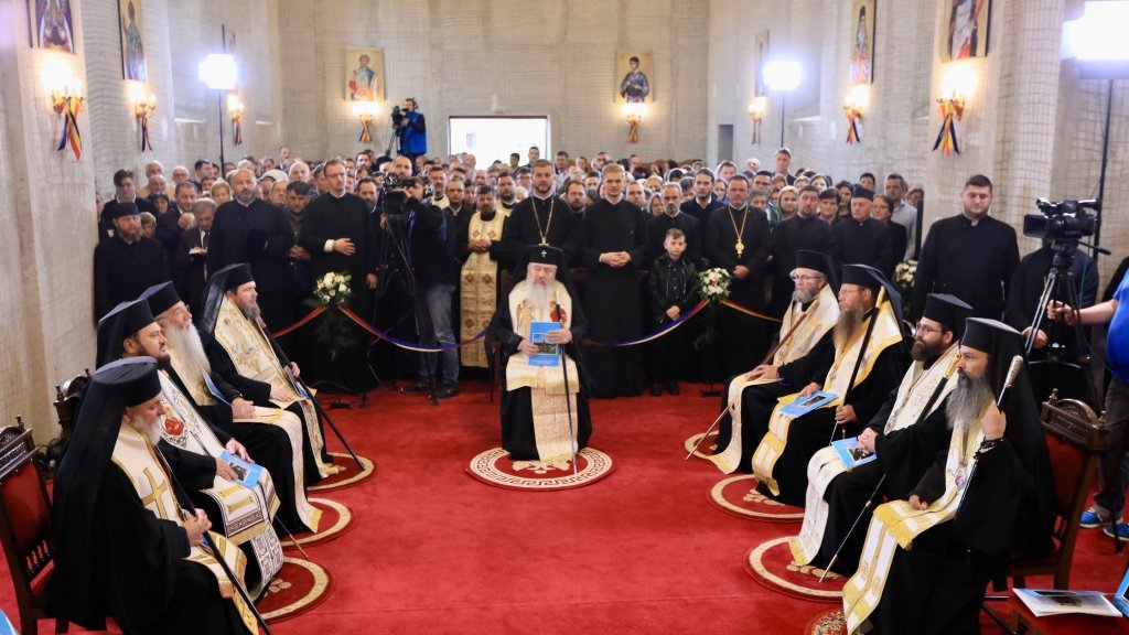 Ipopsifierea Arhiereului vicar al Episcopiei Maramureşului şi Sătmarului