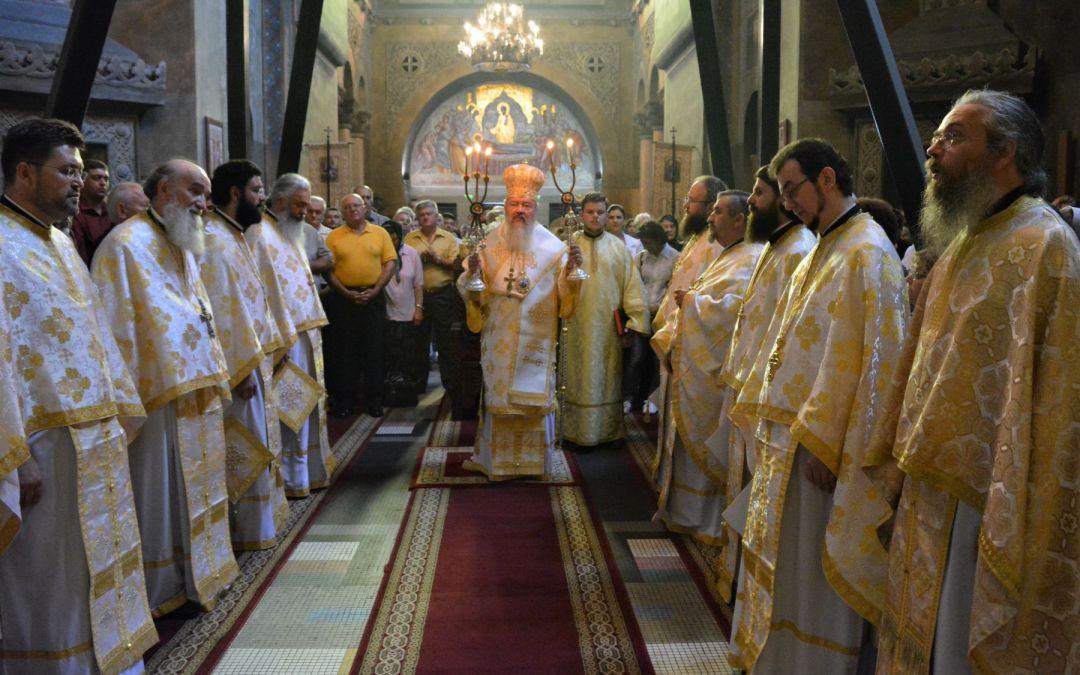 Înaltpreasfințitul Părinte Andrei: Biserica este corabia de salvare!
