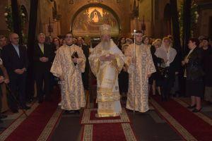 Duminica a V-a după Rusalii, în Catedrala Mitropolitană din Cluj-Napoca
