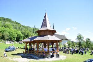 """Hramul Mănăstirii """"Ștefan Vodă"""" de la Vad-Cluj"""