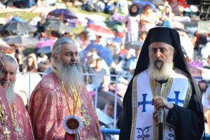 """IPS Nicolae de Hama: """"Ne rugăm pentru pacea poporului român și vă rugăm să-i pomeniți în rugăciunile voastre și pe cei din Siria"""""""