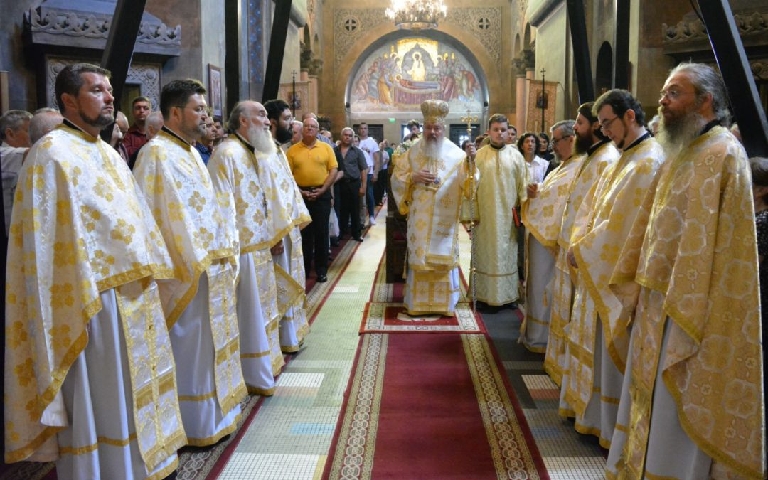 Mitropolitul Andrei al Clujului: Biserica este corabia de salvare!