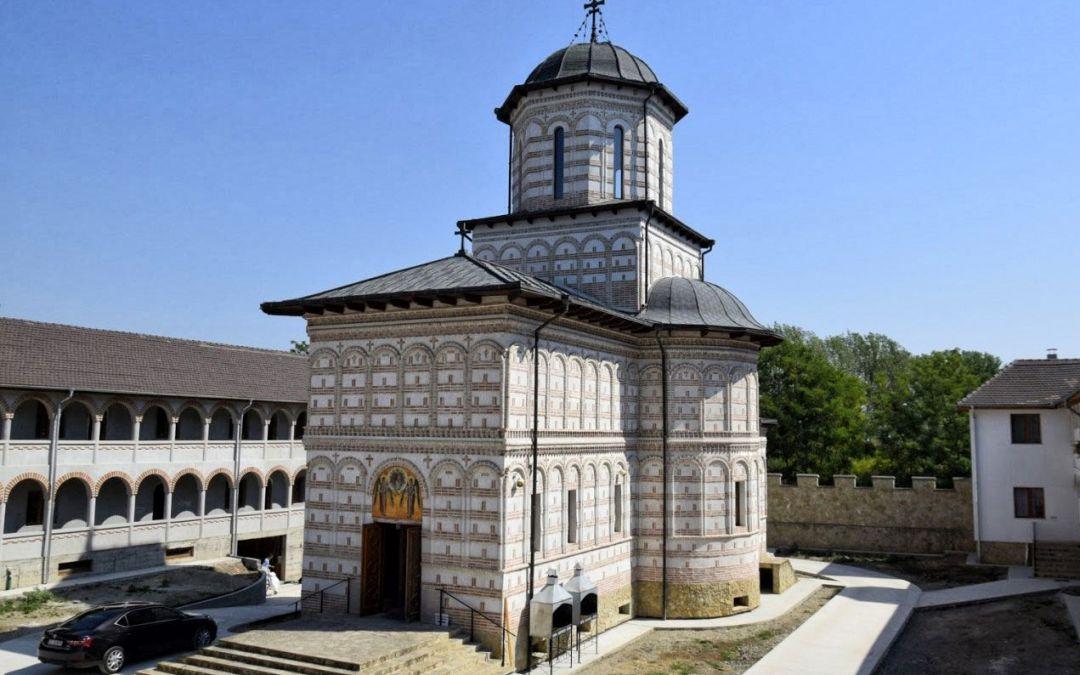 "Arhim. Dumitru Cobzaru – Mânăstirea ""Mihai Vodă"", Turda – Cluj"