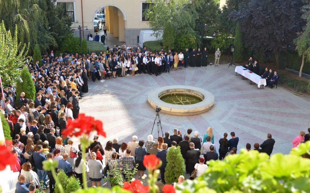 Început de an școlar, la Seminarul Teologic Ortodox din Cluj-Napoca