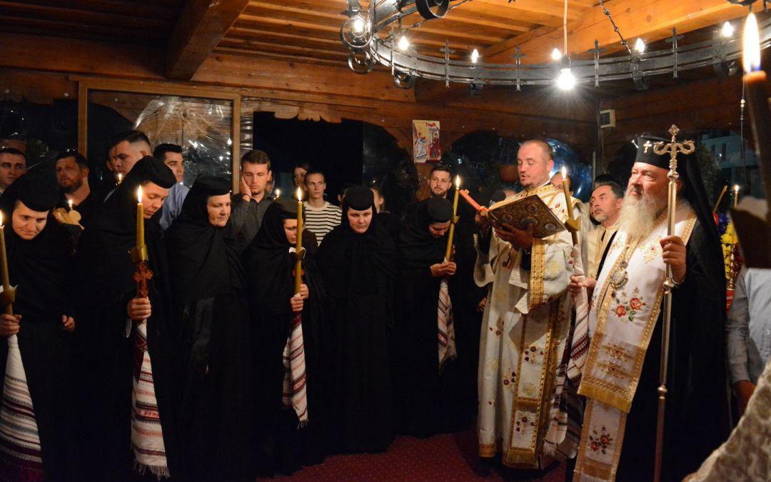 Tundere în monahism, la Manăstirea Cășiel