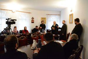 Adunarea Federației Organizațiilor Ortodoxe Pro-Vita din România, la Mănăstirea Cășiel