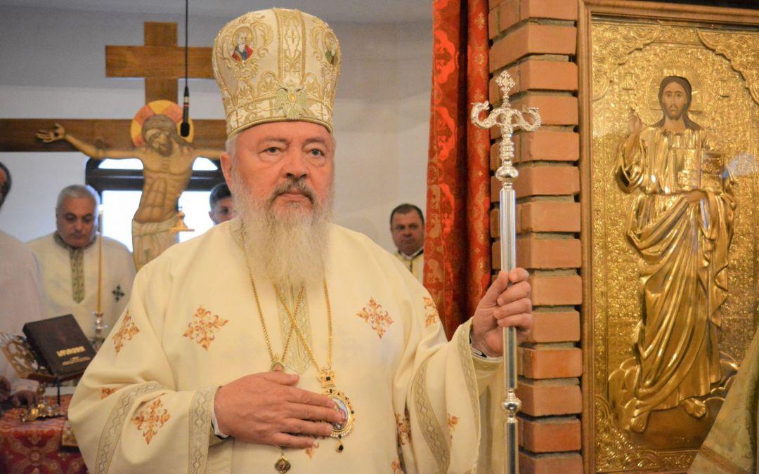 Hramul Mănăstirii Petru Rareș Vodă, sărbătorit în prezența Părintelui Mitropolit Andrei