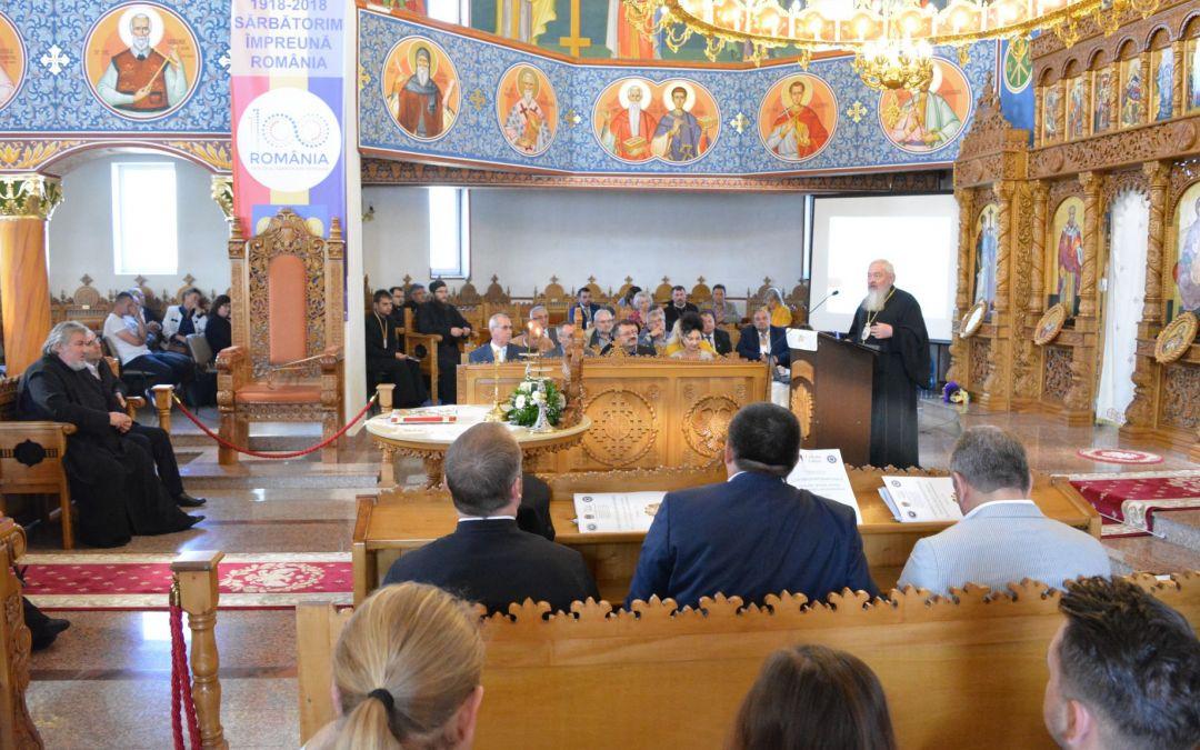 """IPS Andrei, prezent la Deschiderea oficială a Conferinței internaţionale """"Educație, religie, familie în societatea contemporană"""""""