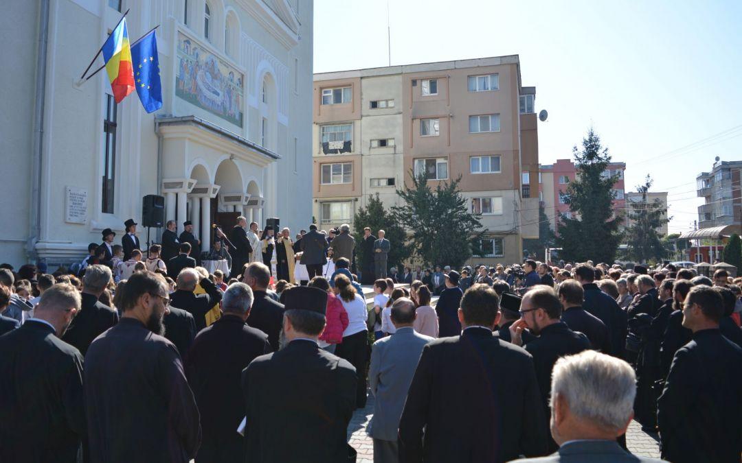 100 de ani de la martiriul preotului Ioan Opriș, comemorați luni la Turda, în prezența Înaltpreasfințitului Părinte Andrei