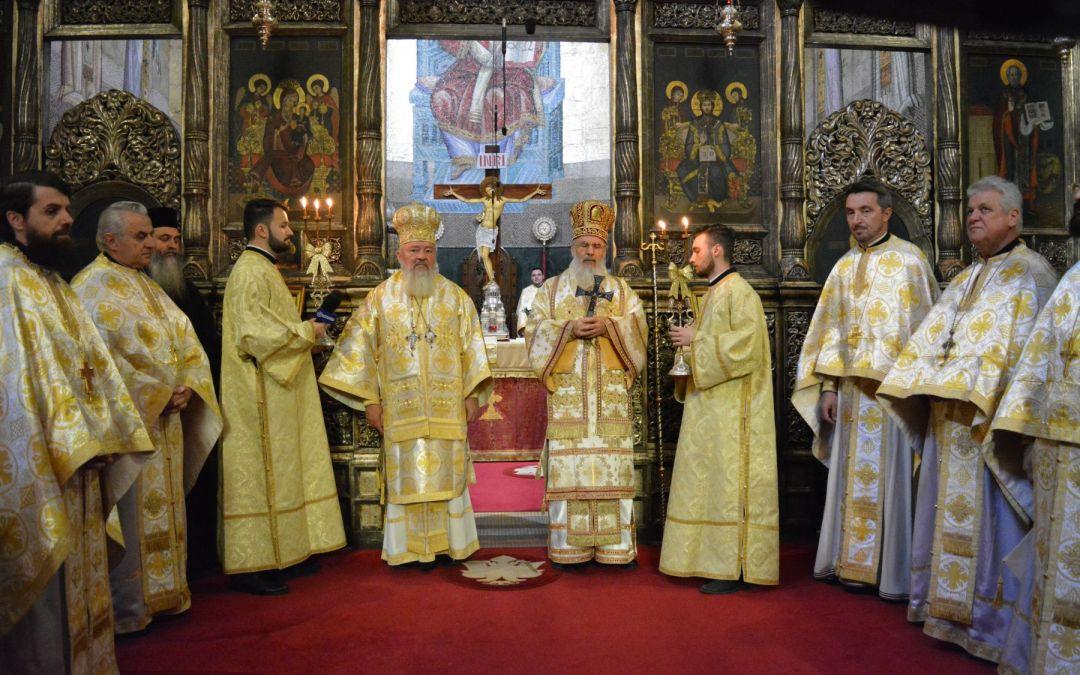 Sfântul Apostol Andrei, Ocrotitorul României, sărbătorit la Cluj-Napoca