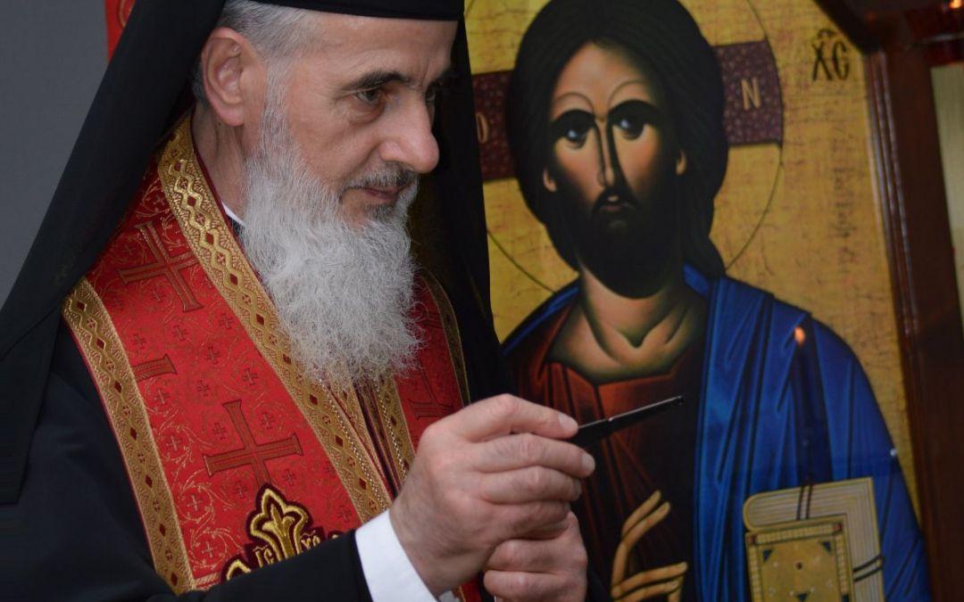 Mesajul Patriarhului Daniel la aniversarea Episcopului vicar Vasile Someşanul