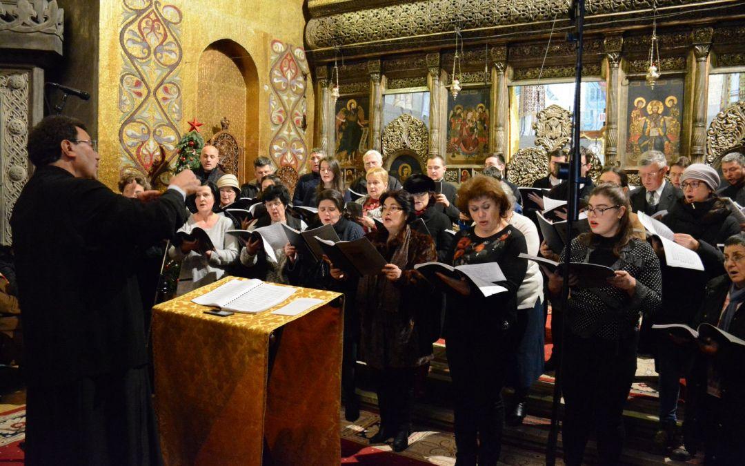 Concertul de Colinde al Corului Catedralei Mitropolitane din Cluj-Napoca